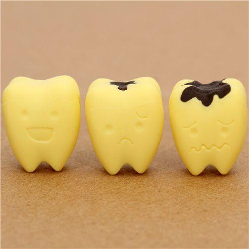 Cum sa previi dintii galbeni