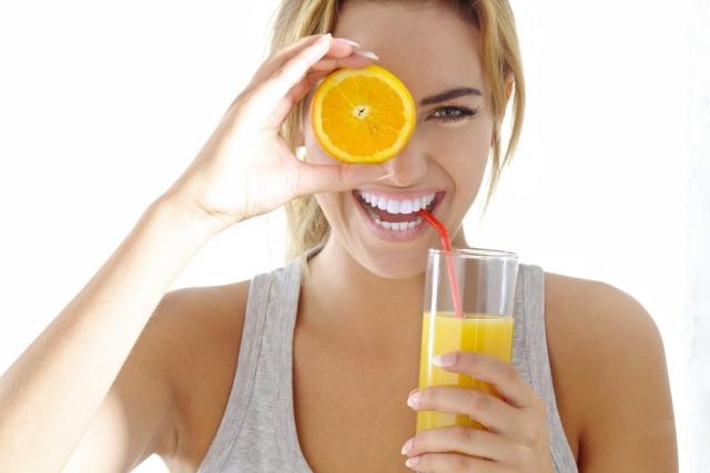 Vitamina C pentru gingii sanatoase