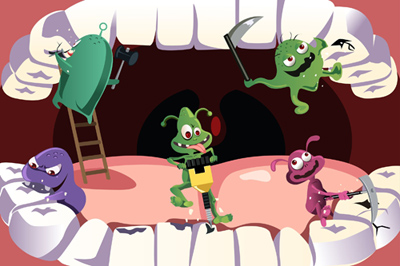 Scoaterea nervului dentar la copii