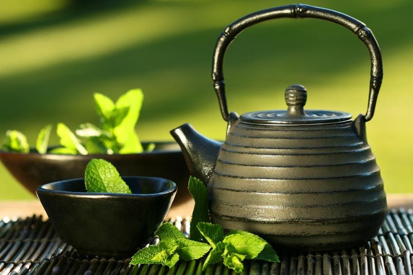 Ceaiul verde are efecte benefice asupra dinților