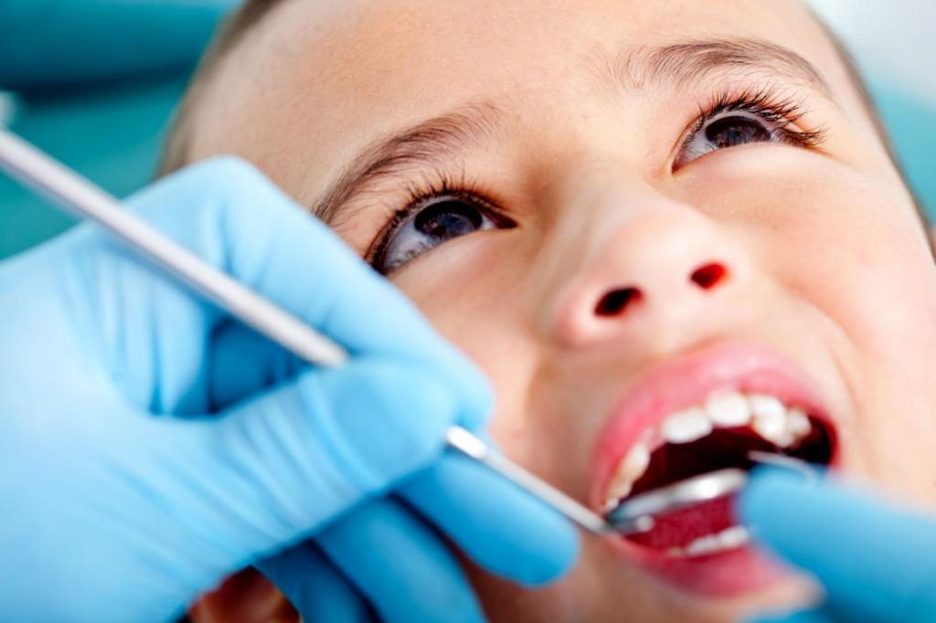 Probleme de sănătate orală la copii